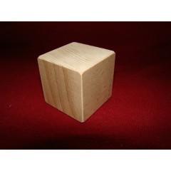"""Dřevěná kostka """"KUBÍK  5x5x5"""""""