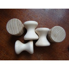 Špulka dřevěná Kumihimo