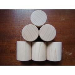 Dřevěná kostka - Váleček 4