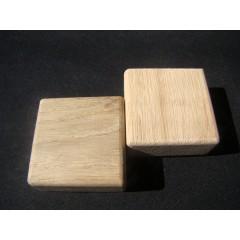 """Dřevěná kostka """" Kubík 4 """""""