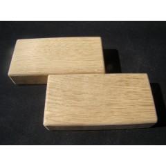 """Dřevěné kostky """" Kubík 8 """""""