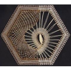 Šestiúhelník - Svíce