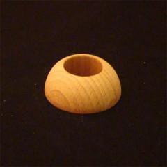 Rozeta dřevěná - k topenářským trubkám